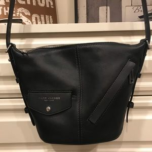 Marc Jacobs Leather Mini Sling Convertible Bag